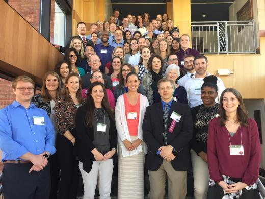 CCPP Students, Faculty, and Alumni at the 2016 National Conference in Clinical Child and Adolescent Psychology
